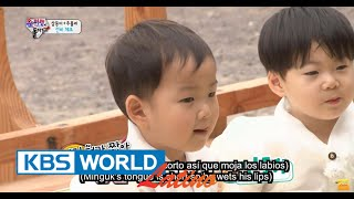 El Regreso de Superman | The Return of Superman | 슈퍼맨이 돌아왔다 Ep. 91