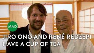 getlinkyoutube.com-Jiro Ono and René Redzepi Have a Cup of Tea