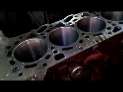 Ремонт блока Peogeot-...-Ford - 2.2 TDCI (2013 г.в.) ВСЕ ОПЕРАЦИИ