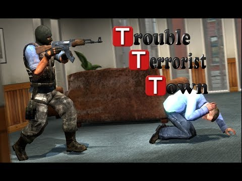 TTT (Trouble in Terrorist Town) ¿Quien sera?