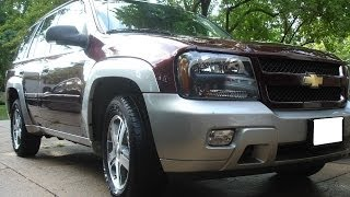 getlinkyoutube.com-2006 Chevrolet TrailBlazer LT - Tour & Start Up