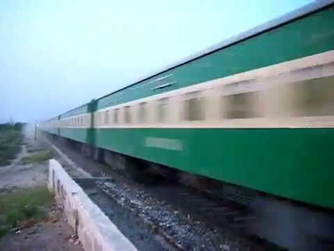 Pakistan Railways (Karakoram Express)