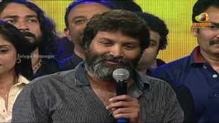getlinkyoutube.com-Trivikram Srinivas Emotional Speech | Attarintiki Daredi Audio Launch HD | Pawan Kalyan | Samantha