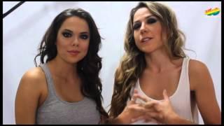 getlinkyoutube.com-Topless40 con Milena Morales y Anita Giraldo
