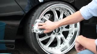 getlinkyoutube.com-ツライチ 洗車 磨き