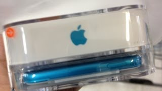getlinkyoutube.com-iPod Touch 5G Unboxing! (Blue 32GB)
