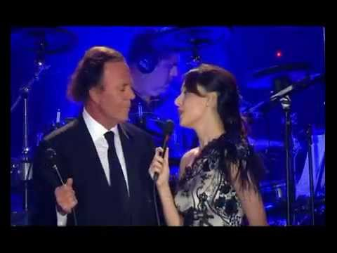 Julio Iglesias and Sofia Nizharadze | Batumi, Georgia | New Year's Eve
