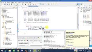 how to make simple calculator application using eclipse