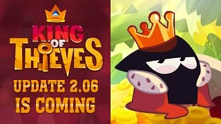 getlinkyoutube.com-King of Thieves - Update 2.6 is coming!