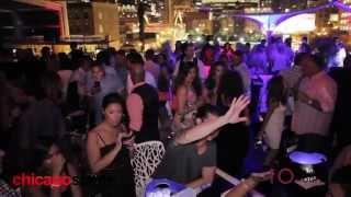 getlinkyoutube.com-Chicago Scene Boat Party Kickoff at IIO Godfrey at The Godfrey Hotel