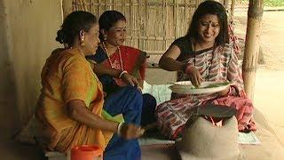 GULER HAOR VILLAGE & MONIPURI FOODS AT KAMALGANJ IN MOULVIBAZAR | গুলেরহাওর গ্রামের মণিপুরী খাবার