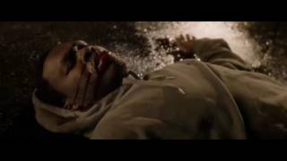 Escena de robo, tiroteo y ambulancia 50 Cent - Get rich or die tryin' - 50 Cent La película