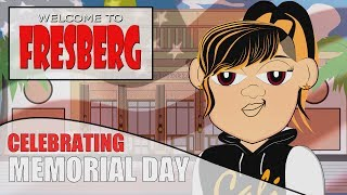 getlinkyoutube.com-Celebrating Memorial/Decoration Day with Kids Educational Video for Students/CN/Cartoons Online