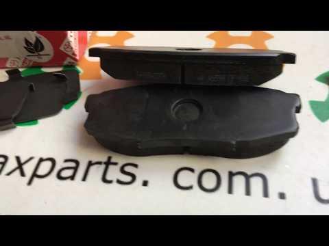 Где в Тайота Секвойя задние тормозные диски