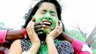 getlinkyoutube.com-जीजा ओही में रंग ना डाली जी - Rang Rasoi Me Na Dali - Rang Dalwali - Bhojpuri Hot Holi Songs