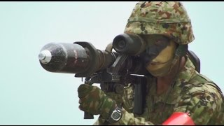 getlinkyoutube.com-総火演 『対戦車火器』 特集 JGSDF [Anti-Tank Weapon] Special