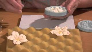 How To Make A Gumpaste Petunia Flower