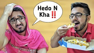 Bhukhyo Chhokro | Sindhi Funny Video | Sindhi Comedy Video | Doing Anything