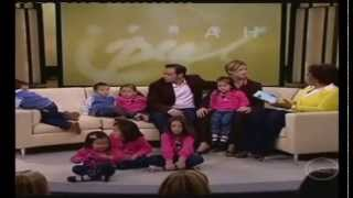 getlinkyoutube.com-The Gosselin family from Jon & Kate Plus 8 on Oprah (2008)
