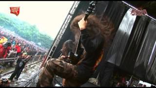 getlinkyoutube.com-XTAB ( Cimahi ) Live at HELLPRINT - MONSTER OF NOISE 2