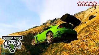 getlinkyoutube.com-GTA 5 CUSTOMIZING CARs!!! - GTA Stants & Jumps!! - Grand Theft Auto 5 Goofing Around
