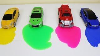getlinkyoutube.com-헬로 카봇 액체괴물 놀이 hello carbot liquid monster 액괴 호크 프론 트루 본