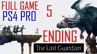 getlinkyoutube.com-The Last Guardian Ending Secret Ending Final Boss The Last Guardian