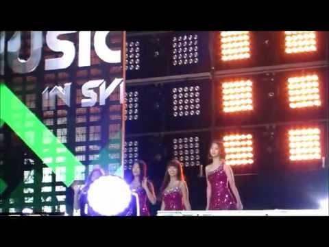 [Fancam] FINALE of Sydney K-POP Fest 2011