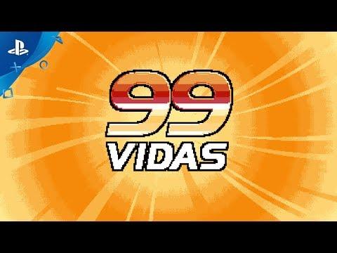 99Vidas (PS3)  © QUByte 2017   1/1