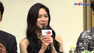 getlinkyoutube.com-[S영상] SBS'돌아온 황금복' 제작발표회 -신다은 정은우 이엘리야 김진우 '교복 연기 소감'