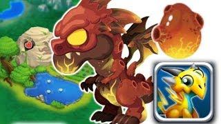 getlinkyoutube.com-How to Breed Meteor Dragon 100% Real! Dragon City Mobile!