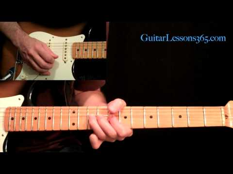 Led Zeppelin - Stairway to Heaven Guitar Lesson Pt.4 - Guitar Solo