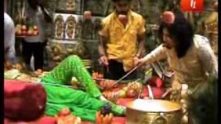 getlinkyoutube.com-Telugu Heroine Sada Crying at Shooting Location