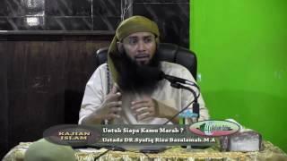 getlinkyoutube.com-Kajian Islam Jember -Untuk siapa kamu marah - Ustadz.Dr.Syafiq Riza Basalamah.M.A.