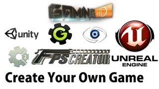 getlinkyoutube.com-Top 7 Programe De Creat Jocuri