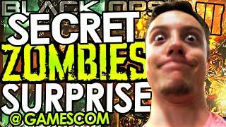 getlinkyoutube.com-SECRET BLACK OPS 3 ZOMBIES SURPRISE AT GAMESCOM 2015!! MrRoflWaffles & MrDalekJD BO3 Zombies Vlog!