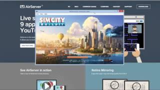 getlinkyoutube.com-スマホの画面をPCにミラーリングするソフトAirServer と Refrectorを比較してみた