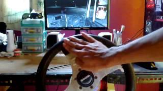 getlinkyoutube.com-[DIY] Steering Wheel mouse - test - ETS2