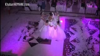 getlinkyoutube.com-عروس أرمنية تدهش زوجها برقصة فريدة