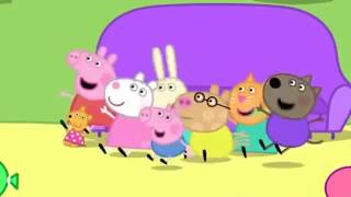 getlinkyoutube.com-Peppa Pig English Episodes Compilation # 355