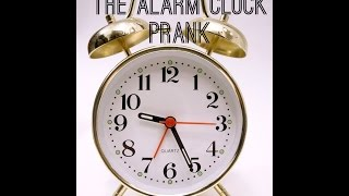 ALARM CLOCK 🕒 PRANK😜🕟 NO SLEEP FOR TROY !😂