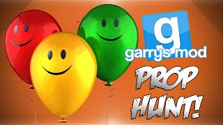 getlinkyoutube.com-GMod Prop Hunt! - FNAF: The Movie Sequel, Delirious Rage, Happiest Props & More!