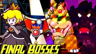 getlinkyoutube.com-Evolution of Final Bosses in Paper Mario Games (2000-2016)