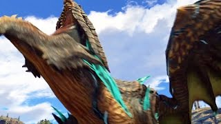 SCALEBOUND Gameplay (Gamescom 2015)