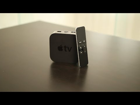 Apple TV 4th Generation مراجعة جهاز