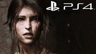 getlinkyoutube.com-Rise of the Tomb Raider PS4 Gameplay ... FINAALLLYYYY !!!