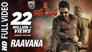 RAAVANA Full Video Song - Jai Lava Kusa Video Songs | Jr NTR, Nivetha Thomas | Devi Sri Prasad