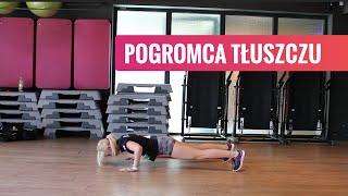 getlinkyoutube.com-Pogromca tłuszczu! Trening cardio | Codziennie Fit