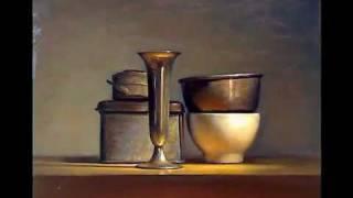 getlinkyoutube.com-Still life painting demo old master style