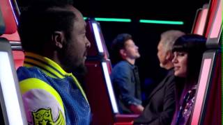 David Julien FULL Blind Audition  The Man Who Can't Be Moved